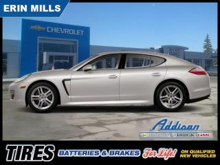 Used 2011 Porsche Panamera 4s Loaded and very Fast Stunning for sale in Mississauga, ON