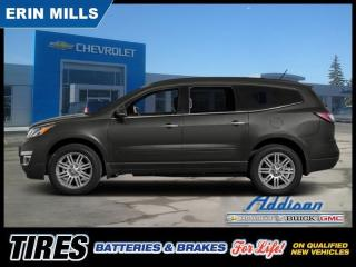 Used 2015 Chevrolet Traverse 2LT  AWD Leather Navi Sunroof 7 Pass for sale in Mississauga, ON