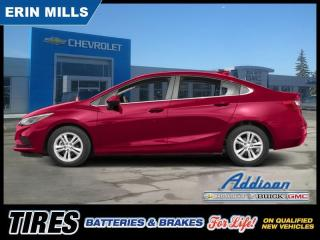 Used 2017 Chevrolet Cruze LT  True North Sunroof Rear Camera Alloys for sale in Mississauga, ON