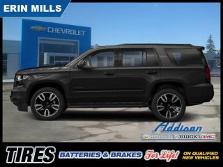 Used 2018 Chevrolet Tahoe Premier  - Navigation -  Leather Seats for sale in Mississauga, ON