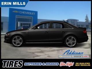 Used 2013 Audi S4 3.0T quattro Premium for sale in Mississauga, ON