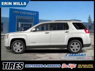 Used 2014 GMC Terrain SLT-1  - Leather Seats -  Bluetooth for sale in Mississauga, ON