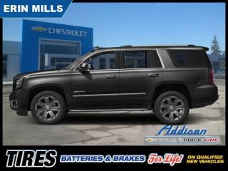 Used 2017 GMC Yukon Denali  - Navigation -  Leather Seats for sale in Mississauga, ON