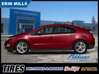 Used 2015 Chevrolet Volt Base  - Heated Seats -  Remote Start for sale in Mississauga, ON