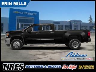 Used 2015 GMC Sierra 3500 HD Denali  - Navigation -  Leather Seats for sale in Mississauga, ON