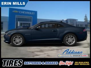 Used 2014 Chevrolet Camaro 2LT  -  Premium Audio -  Leather Seats for sale in Mississauga, ON