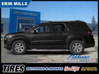 Used 2014 GMC Acadia SLT  Navi Sunroof Leather 7 Pass Alloys for sale in Mississauga, ON