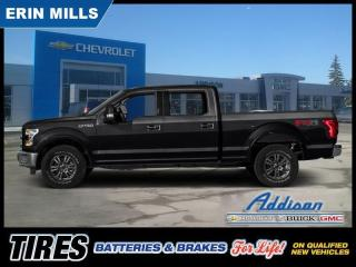 Used 2016 Ford F-150 XLT XTR  - Bluetooth -  Cruise Control for sale in Mississauga, ON