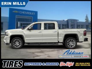 Used 2017 GMC Sierra 1500 Denali  - Navigation -  Leather Seats for sale in Mississauga, ON