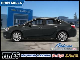 Used 2014 Buick Verano Base  LEATHER SUNROOF NAVI ALLOYS for sale in Mississauga, ON