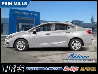 Used 2017 Chevrolet Cruze LT  DIESEL ALLOYS MY LINK for sale in Mississauga, ON