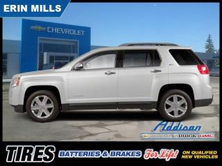 Used 2011 GMC Terrain SLT-1  - Leather Seats -  Bluetooth for sale in Mississauga, ON