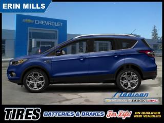 Used 2017 Ford Escape Titanium  - Leather Seats -  Bluetooth for sale in Mississauga, ON