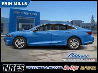 Used 2017 Chevrolet Malibu 1LT  LEATHER SUNROOF NAVI TRUE NORTH for sale in Mississauga, ON