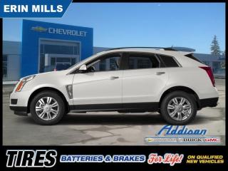 Used 2015 Cadillac SRX Luxury  - Sunroof -  Leather Seats for sale in Mississauga, ON