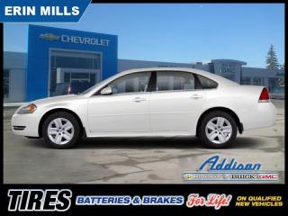 Used 2012 Chevrolet Impala LT  - Bluetooth -  OnStar for sale in Mississauga, ON