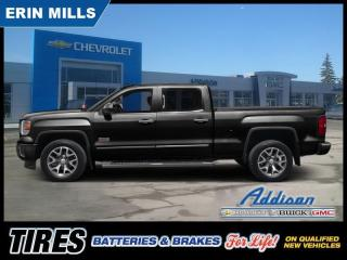 Used 2015 GMC Sierra 1500 SLT  ALL TERRAIN PKG LEATHER ROOF NAVI for sale in Mississauga, ON