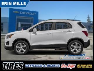 Used 2016 Chevrolet Trax LTZ  - Heated Seats -  Bluetooth for sale in Mississauga, ON