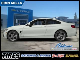 Used 2014 BMW 4 Series 435i xDrive for sale in Mississauga, ON