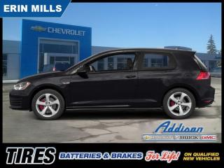 Used 2016 Volkswagen Golf GTI - Low Mileage for sale in Mississauga, ON
