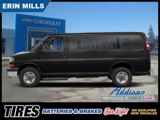 Used 2017 GMC Savana Cargo Van LT for sale in Mississauga, ON