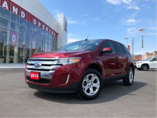 Used 2014 Ford Edge SEL for sale in Pickering, ON