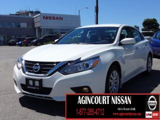 Used 2018 Nissan Altima 2.5 S BACKUP CAMERA|BLUETOOTH|CRUISE CONTROL|FRONT HEAT SEATS| for sale in Scarborough, ON