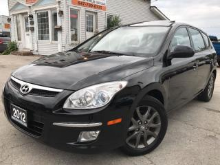 Used 2012 Hyundai Elantra Touring GLS Touring|Manual|Sunroof|Accident free|One Owner for sale in Burlington, ON