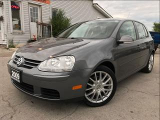 Used 2009 Volkswagen Rabbit Alloys Wheels|Two Set of tires|low Mileage| for sale in Burlington, ON