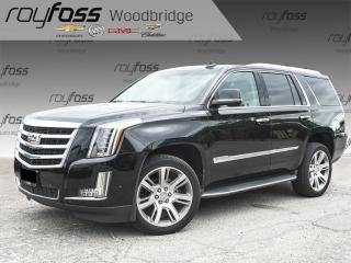 Used 2017 Cadillac Escalade LUXURY for sale in Woodbridge, ON