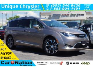 Used 2017 Chrysler Pacifica LIMITED| TOW PKG| ACTIVE PARK ASSIST & MORE for sale in Burlington, ON
