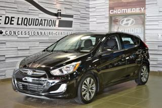 Used 2017 Hyundai Accent Gls Toit+mags for sale in Laval, QC