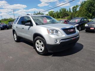 Used 2012 GMC Acadia 8 seater fwd 147k safetied SLE1 for sale in Madoc, ON