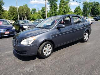 Used 2009 Hyundai Accent 126k auto a/c safetied Auto GL for sale in Madoc, ON