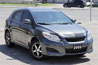Used 2009 Toyota Matrix for sale in Scarborough, ON