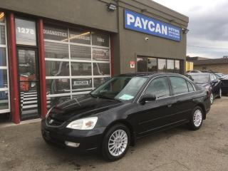 Used 2002 Acura EL Touring for sale in Kitchener, ON