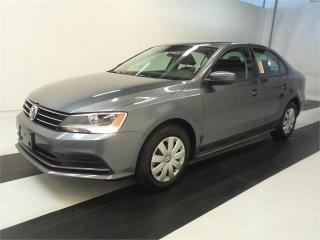 Used 2017 Volkswagen Jetta Sedan 1.4 TSI-AUTO-BACK UP CAMERA-BLUETOOTH-ONLY 5KM for sale in York, ON