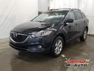 Used 2015 Mazda CX-9 Gs-L Awd Gps Cuir for sale in Trois-rivieres, QC