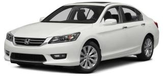 Used 2014 Honda Accord Sedan L4 EX-L CVT for sale in Pickering, ON