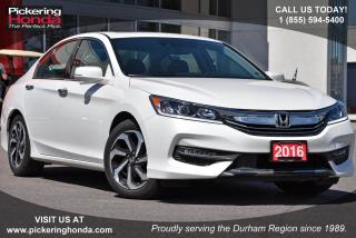 Used 2016 Honda Accord EX-L V6 for sale in Pickering, ON