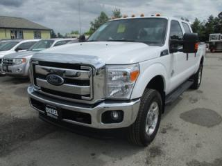 Used 2016 Ford F-250 3/4 TON 'GREAT KM'S' XLT EDITION 6 PASSENGER 6.7L - DIESEL.. 4X4.. CREW.. SHORTY.. TRAILER BRAKE.. SYNC TECHNOLOGY.. KEYLESS ENTRY.. for sale in Bradford, ON