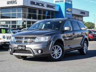 Used 2013 Dodge Journey SXT, DVD SYSTEM, V6, TRAILER PACKAGE for sale in Ottawa, ON