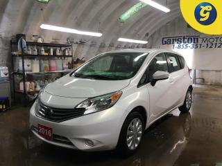 Used 2016 Nissan Versa Note S*PHONE CONNECT*BACK UP CAMERA*KEYLESS ENTRY*POWER WINDOWS/LOCKS/HEATED MIRRORS*CLIMATE CONTROL*CRUISE CONTROL* for sale in Cambridge, ON