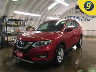 Used 2017 Nissan Rogue SV*AWD*POWER PANORAMIC SUNROOF*BLIND SPOT MONITORING*POWER DRIVER SEAT*HEATED FRONT SEATS*PHONE CONNECT*BACK UP CAMERA*KEYLESS ENTRY w/REMOTE START*CL for sale in Cambridge, ON