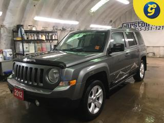 Used 2012 Jeep Patriot NORTH*4WD*HEATED FRONT SEATS*FOG LIGHTS*KEYLESS ENTRY*POWER WINDOWS/LOCKS/HEATED MIRRORS*CLIMATE CONTROL*TRACTION CONTROL* for sale in Cambridge, ON