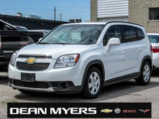 Used 2013 Chevrolet Orlando LT for sale in North York, ON