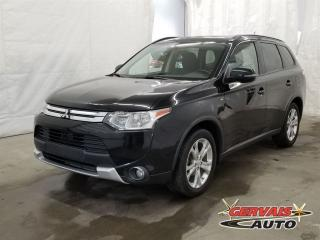 Used 2015 Mitsubishi Outlander Se Touring V6 Awd for sale in Saint-georges-de-champlain, QC
