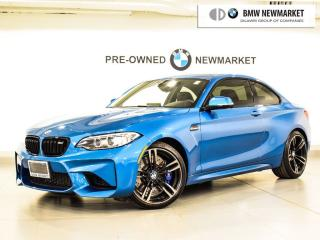 Used 2017 BMW M2 Coupe for sale in Newmarket, ON