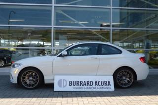 Used 2016 BMW 228i xDrive Coupe for sale in Vancouver, BC