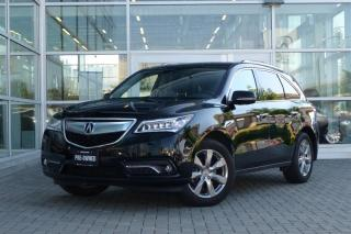 Used 2016 Acura MDX Elite *Loaded* for sale in Vancouver, BC